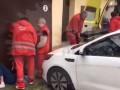 В РФ медсестры выбросили на улицу тяжелобольного