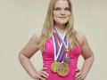 В Абакане погибла 5-кратная чемпионка Европы по кикбоксингу