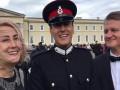 Украинец стал лучшим зарубежным выпускником британской военной академии
