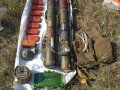 Под Одессой местный житель торговал оружием
