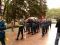 В Харькове попрощались с курсантом, умершим в больнице