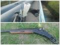 На Закарпатье экс-милиционер застрелился на мосту