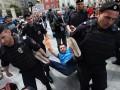 В Москве задержали участников гей-парада