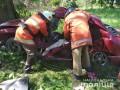 В страшном ДТП на Житомирщине погибли трое взрослых и ребенок