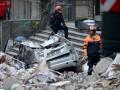 Число погибших при обрушении дома в Стамбуле возросло до десяти