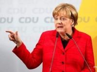 Меркель раскритиковала действия РФ и Турции в Сирии