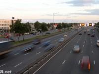 Водителей предупреждают об ограничении проезда на Борщаговке