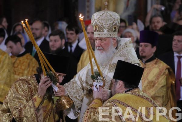 Кирилл хотел бы попасть в Киев и помолиться там в Лавре