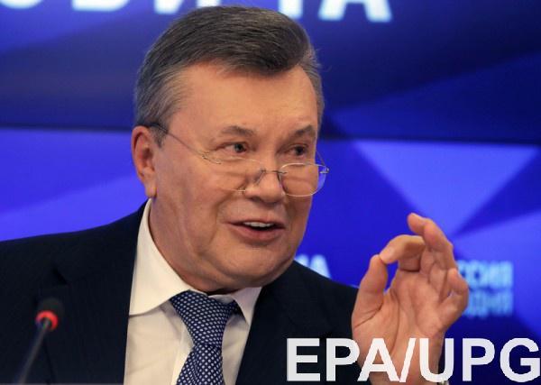 Очевидно, Янукович снова не явился в суд