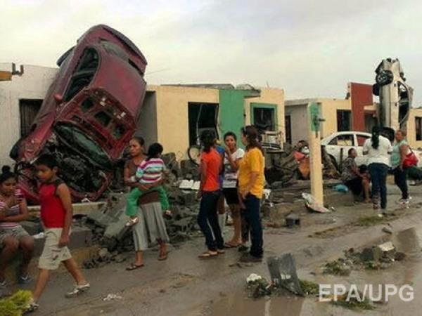 Очевидцы утверждают, что на улицах города Сьюдад-Акунья на севере Мексики царит абсолютный хаос...