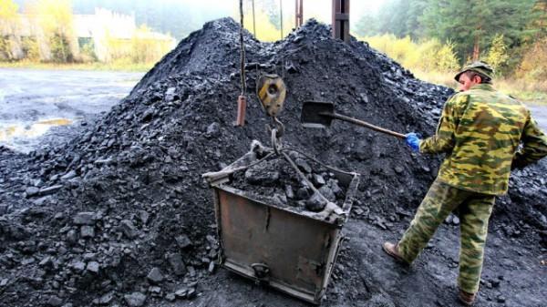 О нелегальной торговле углем на Донбассе