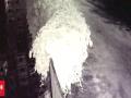 Опубликовано видео, как парень после двойного покушения сбежал в Ирпене