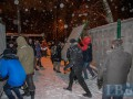 Протестам против застройки в Киеве помешала полиция и титушки