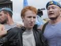 Фотогалерея: ВДВ против ЛГБТ. В Петербурге десантники напали на гей-активиста