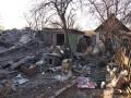 Боевики обстреляли жилые дома и авто в Марьинке