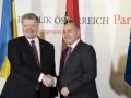 Порошенко призвал Австрию признать Голодомор геноцидом украинцев