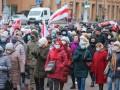 В Минске проходит марш мудрости пенсионеров