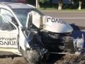 ДТП с участием полиции в Луцке: Молодой патрульный умер в больнице