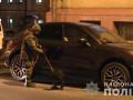 В Киеве прохожий задержал мужчину, который пытался установить GPS-трекер