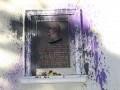 В оккупированном Крыму мемориальную доску Сталину облили краской
