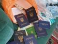В Харькове массово печатали фальшивые паспорта для иностранцев