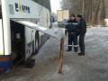 Под Киевом в поломанном автобусе мерзли 30 россиян