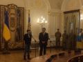 Появилось видео c пресс-конференции Порошенко и Савченко