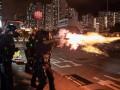 Китайскую военную технику пригнали к границе с Гонконгом