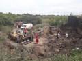 Под Киевом в песчаном карьере погиб мужчина