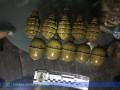 Под Сумами и Житомиром обнаружили арсеналы боеприпасов
