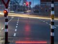 Киевские пешеходные переходы оборудовали