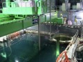 Робот спустился в недра реактора