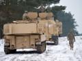Американские танки в Польше Кремль считает прямой угрозой России