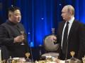 Ким Чен Ын подарил Путину корейский меч