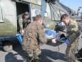 Минобороны: Военные врачи мобильного госпиталя в зоне АТО предоставили медпомощь 1300 пацентам