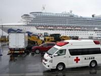 Украина не будет эвакуировать своих граждан с лайнера Diamond Princess