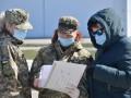 В украинской армии более 3 тысяч больных COVID-19