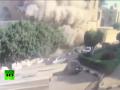 Появилось видео момента взрыва в церкви в Каире