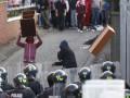 Белфаст: число раненых полицейских возросло до 56