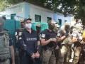 На Харьковщине селяне восстали против ромов: В ход пошли яйца и камни