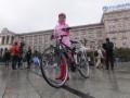 Велосипедом на работу: Как в Киеве прошел День без автомобиля