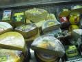 В Крыму сожгли 108 кг сыров и колбас из Украины и ЕС