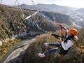 В Сочи построили самые высокие качели в мире