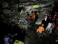 Сильное землетрясение произошло на Филиппинах