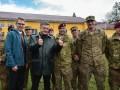 Порошенко открыл масштабные украино-американские учения