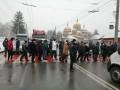 Протесты продолжаются: Под Ивано-Франковском люди перекрыли трассу