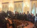 Во время выступления Лукашенко глава Госпогранслужбы Украины потерял сознание