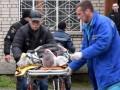 Взрыв в Никополе: шестеро в больнице, дом подрывника обыскали