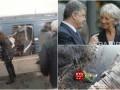 Итоги 3 апреля: теракт в метро Петербурга, транш от МВФ и загадочное убийство в Киеве