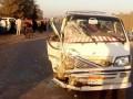 В Египте восемь человек погибли в ДТП с микроавтобусом